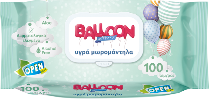 BALLOON WET WIPES 100PCS1_1