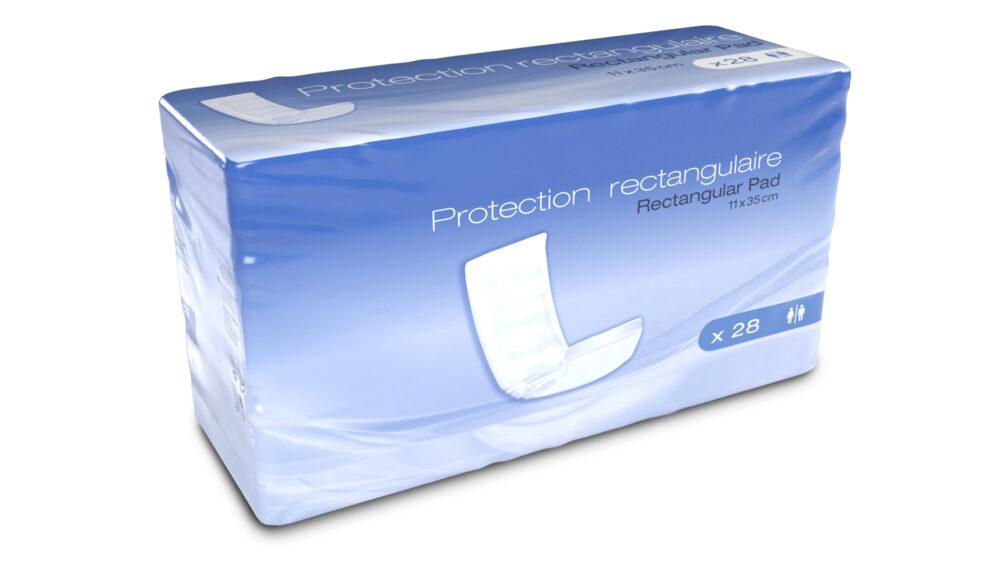 amd Rectangular pad 11x35 non waterproof